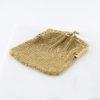Porte monnaie cote de maille en or jaune 18 carats