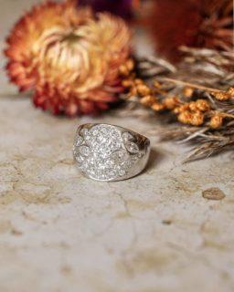 📫 Bonne nouvelle! La livraison dans toute la France est maintenant disponible sur notre site. 📫  💍 Ici une bague jonc multi diamants et brillants en or blanc 18 carats disponible sur notre boutique en ligne.  #bijouxanciens #bijouxvintage #bijouterie #ring #diamant #diamond #bague #bagueancienne #bijoux #or18kt #or blanc #diamondring #baguediamant
