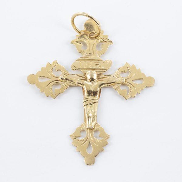 Croix de Savoie grille de Chambéry